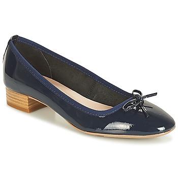 Shoes Women Flat shoes André PAROSA Marine