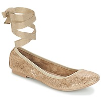 Shoes Women Flat shoes André ACTEE Taupe