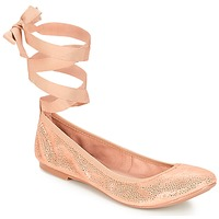 Shoes Women Flat shoes André ACTEE Pink
