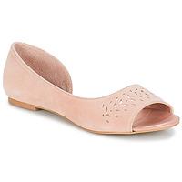 Shoes Women Flat shoes André HELIA Pink