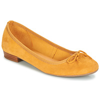 Shoes Women Flat shoes André CINDY Yellow