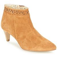 Shoes Women Ankle boots André SABLON Camel