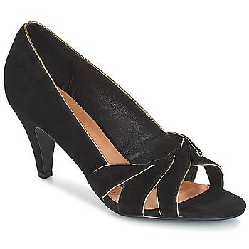 Shoes Women Heels André BANJO Black