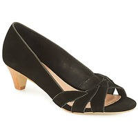 Shoes Women Heels André MUSIK Black