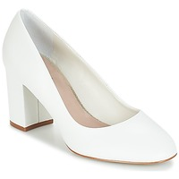 Shoes Women Heels André PENSIVE White