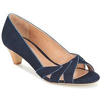 Shoes Women Heels André MUSIK Marine
