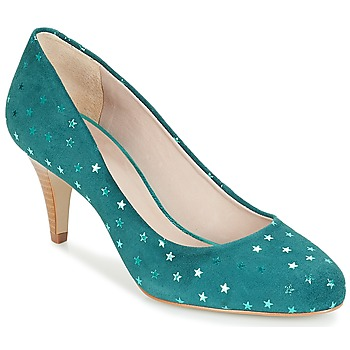 Shoes Women Heels André BETSY Turquoise