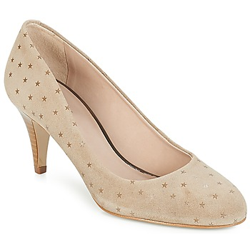 Shoes Women Heels André BETSY Beige