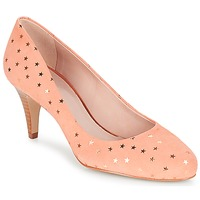Shoes Women Heels André BETSY Pink