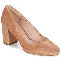 Shoes Women Heels André PENSIVE Bronze