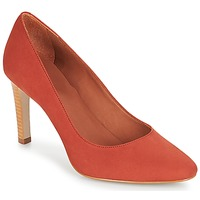 Shoes Women Heels André MANUELA Orange