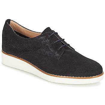 Shoes Women Derby Shoes André AMITIE Marine