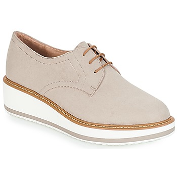 Shoes Women Derby Shoes André CHICAGO Taupe