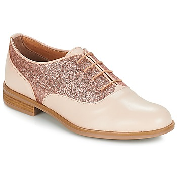 Shoes Women Derby Shoes André CHARLY Nude
