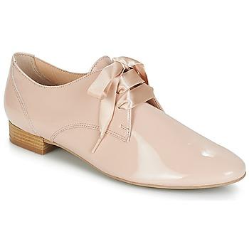 Shoes Women Derby Shoes André GOURMANDISE Nude