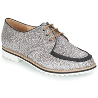 Shoes Women Derby Shoes André JAZZER Silver