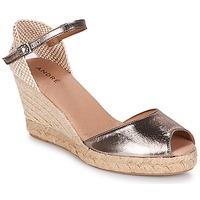 Shoes Women Espadrilles André CADIX Gold