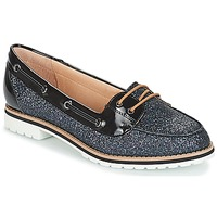 Shoes Women Loafers André JAY Black