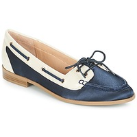 Shoes Women Boat shoes André NONETTE Marine
