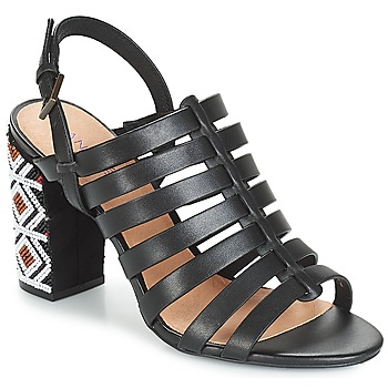 Shoes Women Sandals André DJEMBE Black