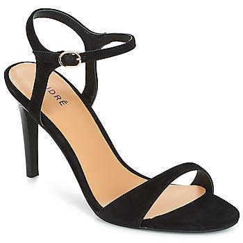 Shoes Women Sandals André SAXO Black