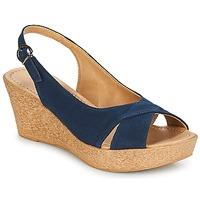 Shoes Women Sandals André DESTINY Marine