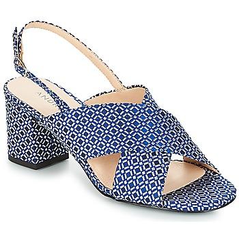 Shoes Women Sandals André LOYAUTE Blue