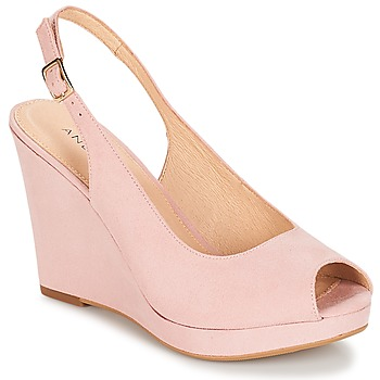 Shoes Women Sandals André PINUP Nude