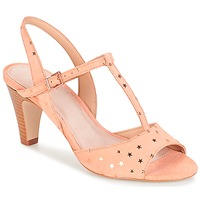 Shoes Women Sandals André BETY Pink