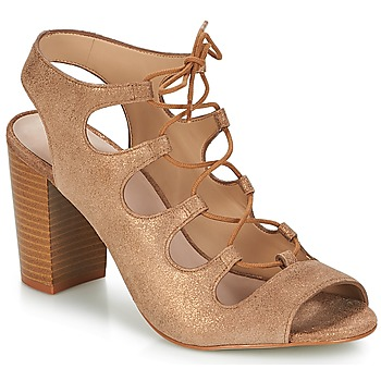 Shoes Women Sandals André LAETITIA Bronze