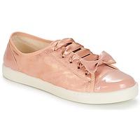 Shoes Women Low top trainers André BOUTIQUE Pink