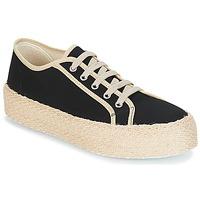 Shoes Women Low top trainers André LODGE Black