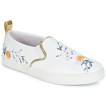 Shoes Women Slip-ons André CHARDON White