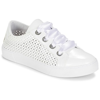 Shoes Women Low top trainers André BEST White