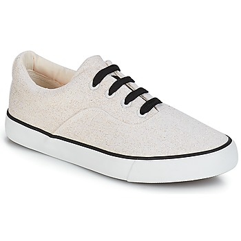 Shoes Women Low top trainers André FUSION White