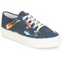 Shoes Women Low top trainers André KITE Jean