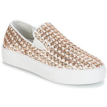 Shoes Women Slip-ons André TRESSE Gold