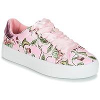 Shoes Women Low top trainers André POPY Pink