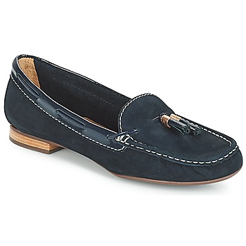 Shoes Women Loafers André DANY Marine