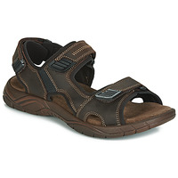 Shoes Men Sandals André MIAMI Brown