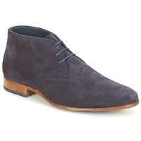 Shoes Men Mid boots André VALLON Marine