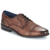 Shoes Men Derby Shoes André TORTONE Brown