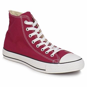 Shoes Hi top trainers Converse ALL STAR CORE HI Bordeaux / Brown