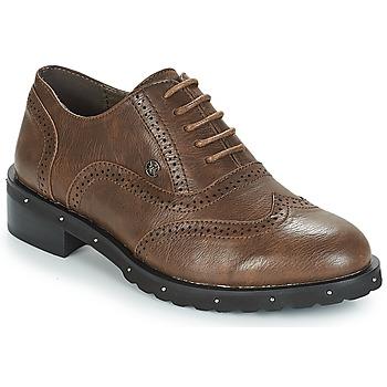 Shoes Women Derby Shoes Chattawak AMELIA Brown