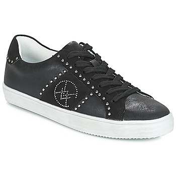 Shoes Women Low top trainers Chattawak BRESCIA Black