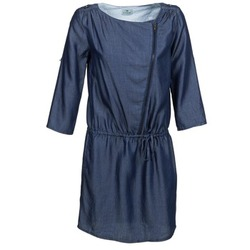 Clothing Women Short Dresses Chipie JULIETTE Blue