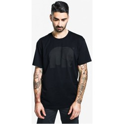 Clothing short-sleeved t-shirts Trendsplant Camiseta Cl NEGRO