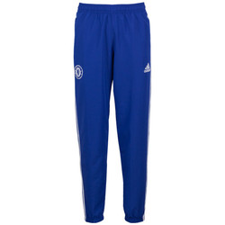 Clothing Tracksuits adidas Originals 2015-2016 Chelsea Presentation Pants Blue