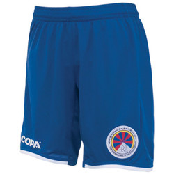 Clothing Shorts / Bermudas Copa Classics 2011-12 Tibet Copa Away Football Shorts Blue