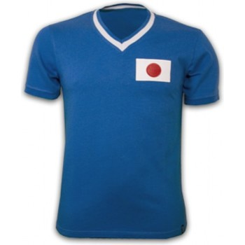 Clothing short-sleeved t-shirts Copa Classics Japan 1980's Short Sleeve Retro Shirt 100% cotton Other